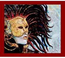 maschere veneziane I°