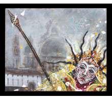 maschere veneziane V°