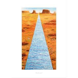 b - onde road