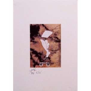 ex libris- AA BB 2 lito